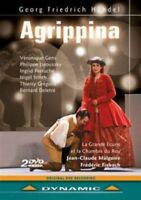 Agrippina: La Grande Ecurie Et La Chambre Du Roy  (UK IMPORT) DVD [REGION 2] NEW