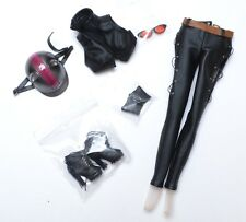 """Tonner DC Gotham Garage Catwoman & Harley Quinn 16"""" 2 OUTFITS & Accessories NEW"""