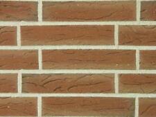 Celina Klinker-Riemchen DF Arosa Rustik Flamm-Color Fassadenkleberiemchen