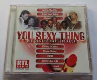 RTL RADIO - You sexy thing - Die Oldie-Chartbreaker - CD Album Billy Idol Clout