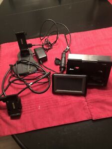 Garmin Aera 500 Portable GPS with cables, Air Gizmo and manual