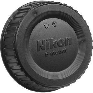 NEW NIKON LF-4 REAR LENS CAP-Fits All Nikon F-MOUNT LENSES-Fast U.S.A. Shipping!