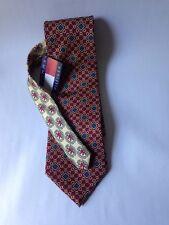 Tommy Hilfiger Tie Horse Bridle Armed Lion Silk Abraham & Straus Made in USA