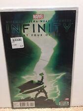 Infinity #4 Four Hickman Comic Book