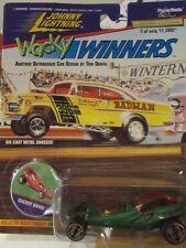 1996 Johnny Lightning Wacky Winners Cherry Bomb Car Playing Mantis NIB Diecast