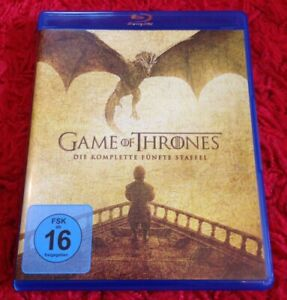 Game of Thrones - Staffel/Season 5 - Blu-ray