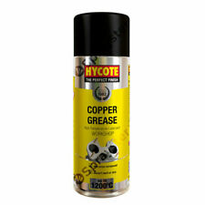 Hycote Maintenance Copper Grease Spray Lubricant High Temperature 400ml XUK304