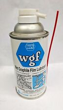 New NAPA WGF Wet Graphite Film Lubricant Spray 765-1412