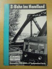 S-Bahn ins Havelland Pro Bahn e.V.(Hrsg.) GVE Verlag