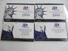 1999 PROOF MINT & PROOF QUARTER SET