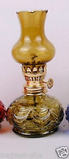 Classic gAntique Oil / Kerosene Stand Lamp kerosene oil Lamp Glass U