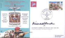AC69c PARA Regiment cover signed Lt Gen MICHAEL GRAY KCB OBE