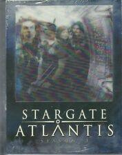 Stargate Atlantis Season 3 (5 DVDs)  Deutsche Ausgabe Hologramm Neu OVP Sealed