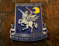 NIGHT STALKERS Don't Quit 2nd Battalion Oath of Reenlistment Challenge Coin