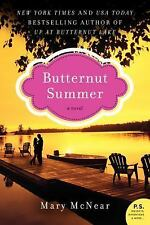 Mary Mcnear - Butternut Summer (2014) - New - Trade Paper (Paperback) Free Ship