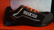 Sparco NITRO NRGR  NERO GRIGIO scarpe antinfortunistiche S3 SRC lavoro practice