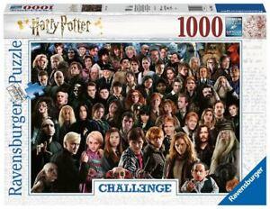 Ravensburger Harry Potter 1000 Pieces Challenge Jigsaw Puzzle Jigsaw Puzzle