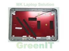 NEU Dell Inspiron 15 3521 5521 LCD Back Cover rot inkl. Kabel P/N NV9JC