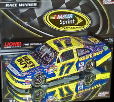 MATT KENSETH 2012 DAYTONA 500 WINNER RACED VERSION BEST BUY 1/24 ACTION DIECAST