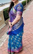 Bollywood Designer Silk Saree