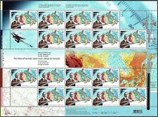 2006 ATLAS OF CANADA --- Canada 2160 SHEET + FDC --- CV $19