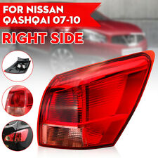 Rear Right Outer Wing Tail Light Lamp O/S Drivers For Nissan Qashqai 2007-2010