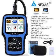 Universal OBD2 Diagnostic Scanner Engine Code Reader Battery Monitor Test NL101