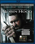 Blu-Ray - Robin Hood - Russel Crowe - Director's Cut - italiano Edit.| usato