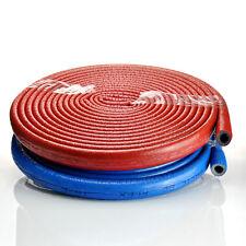 Rohrisolierung 10m rot blau Isolierschlauch 2m Grau PE Isolierung Rohrdämmung