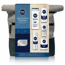 Nivea Men Dapper Duffel Gift Set - 5 Piece Collection Of On-The-Go Grooming Need