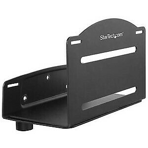 Startech Cpu Mount Adjustable Width 4.8In To 8.3In Metal Computer Wall Moun
