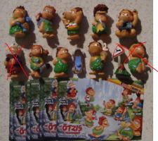 """Suchen Sie sich 2 Figuren """"Die Ötzis kommen"""" 2003 mit BPZ aus der Liste aus!!"""