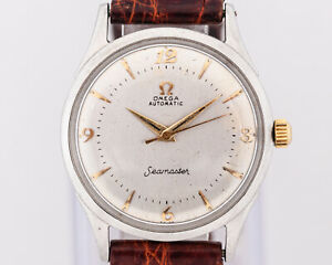 Vintage Omega Seamaster Automatic Cal. 354 out of estate!
