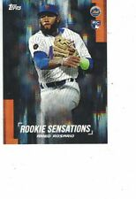 2018 Topps On Demand Rookie Sensations #15 Amed Rosario New York Mets RC