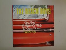 "BEACH BOYS: You Need A Mess Of Help To Stand Alone- Cuddle Up-Holland 7"" 72 PSL"