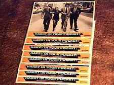 HARRY IN YOUR POCKET LOBBY CARD SET 1973 JAMES COBURN