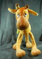 Giraffe - adjustable legs & neck - 30cm - plush