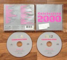 CELEBRATION 2000 - Various Artists. PARTY CLASSICS - 70's, Disco, Pop, Dance etc