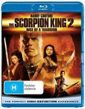 The Scorpion King 2: Rise of a Warrior (Blu-ray, 2008)