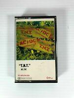 AC/DC TNT Audio Cassette Tape - RARE Australian Release Albert TC-APLPA-016