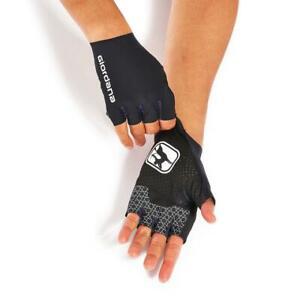 Giordana Cycling Glove FR-C PRO |Black/Grey|BRAND NEW