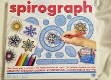 Spirograph Design Set Art Drawing 50 Pieces Hasbro Kahootz