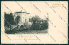 Prato Montepiano cartolina QQ1705