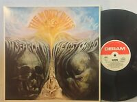 Moody Blues In Search Of Lost Chord NM DERAM JAPAN Insert audiophile Ride My See
