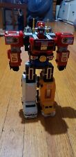 rescue megazord ligth speed rescue power rangers