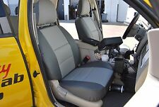 DODGE NITRO 2007-2011 IGGEE S.LEATHER CUSTOM FIT SEAT COVER 13 COLORS AVAILABLE
