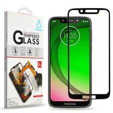 ALCATEL Revvlry T-Mobile Screen Protector Tempered Glass FULL COVERAGE Guard 9H