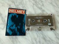 Helmet Meantime CASSETTE Tape 1992 Interscope 7 92162-4 Page Hamilton RARE! OOP!
