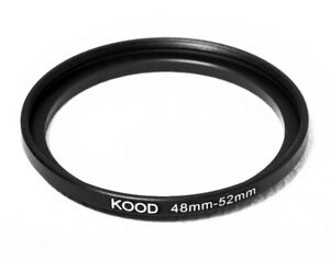 Stepping Ring 48-52mm 48mm to 52mm Step Down ring stepping Rings 48mm-52mm
