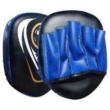 Boxing Training Glove Mitt Target Focus Punching Pad Pair Karate Muay Thai Kick